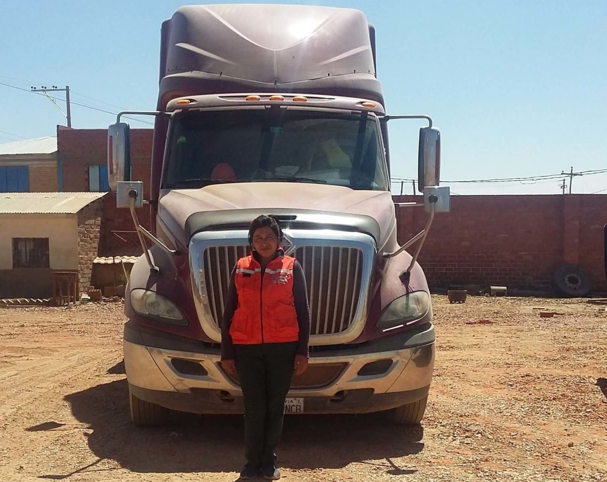 Lila Alvarez started a brick factory with her sister in 2007 with funding from BancoSol. In addition to credit, Lila uses several other BancoSol tools, which help her to meet payment deadlines with suppliers and pay her ten employees. The bank has enabled Lila to compete and succeed in the male-dominated construction industry, making her dream of owning a business come true.