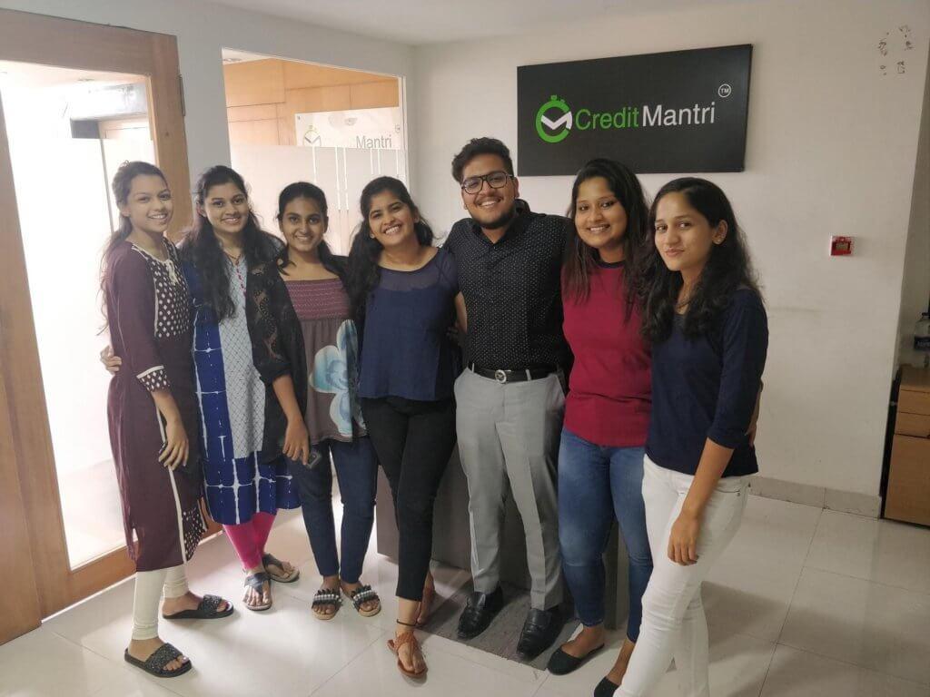 The CreditMantri team