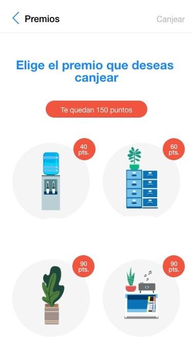 Organizame's app uses gamification to help entrepreneurs manage money