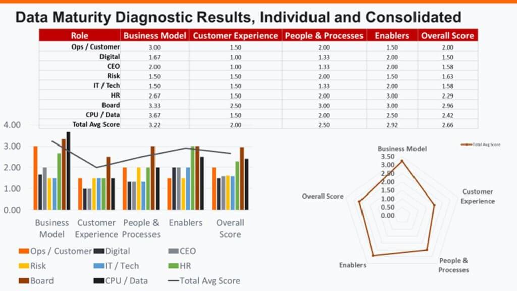 Accion's Data Maturity Diagnostic