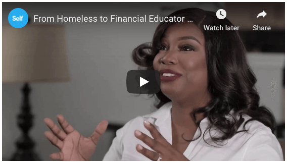 From Homeless to Financial Educator With Self