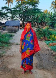 Papina Das, an entrepreneur in eastern India