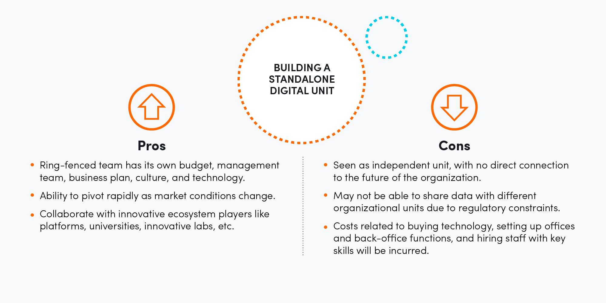 Building a standalone digital unit