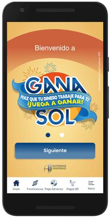 GanaSol interface