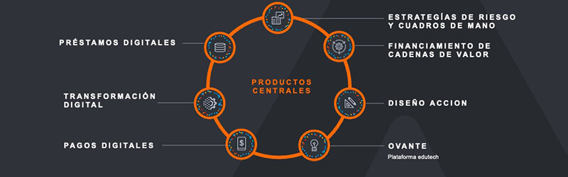 Accion product offerings